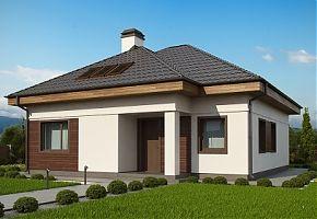 Дом из кирпичей